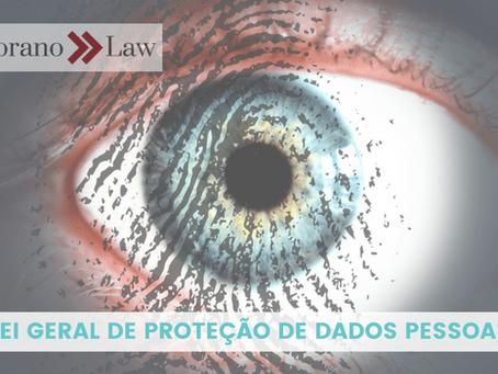 Nova Lei Brasileira de Proteção de Dados Pessoais