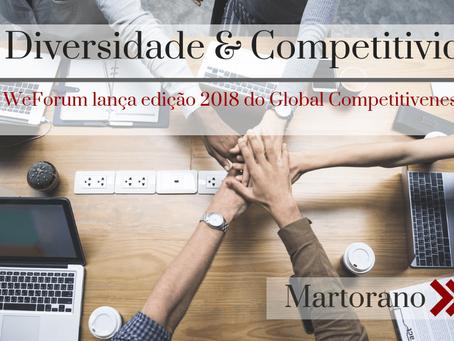 Diversidade e Competitividade (WEF) | Diversity and Competitiveness (WEF)