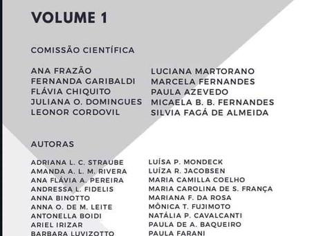 """Luciana Martorano participa da obra """"Mulheres no Antitruste – Vol. I"""""""