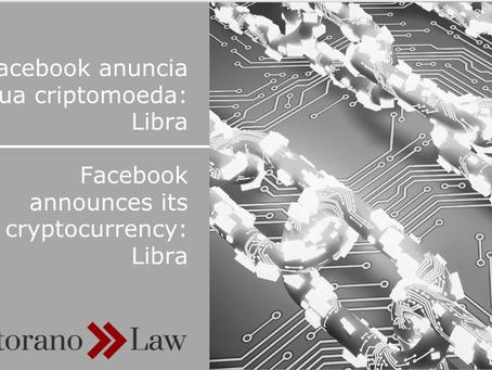 Facebook anuncia sua criptomoeda: Libra | Facebook announces its cryptocurrency: Libra