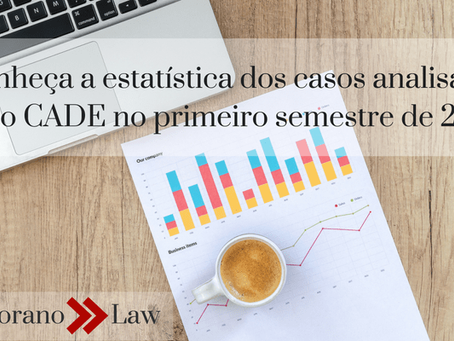 CADE 2018: Balanço 1º Semestre | CADE 2018 (1 st Semester): Performance Snapshot