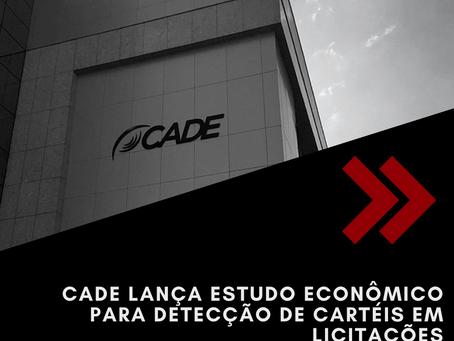Departamento de Estudos Econômicos do CADE lança estudo econômico para detecção de cartéis em licita