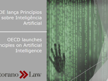 OCDE lança Princípios sobre Inteligência Artificial | OECD launches Principles on Artificial Intelli