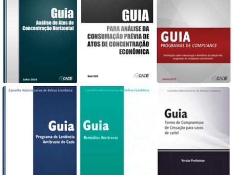 Guias do CADE compõem um dos melhores conjuntos de soft law antitruste do mundo