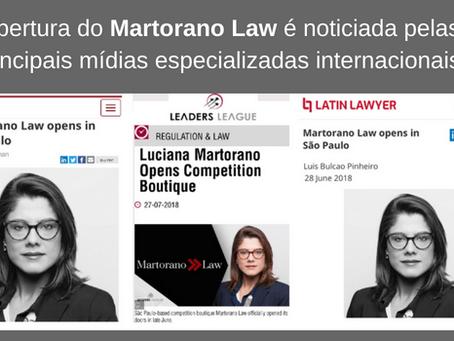 Martorano Law ganha destaque na mídia internacional