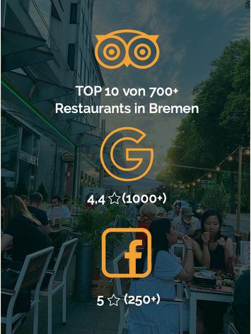Ranking Bremen Restaurants
