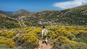 Peš po grških otokih