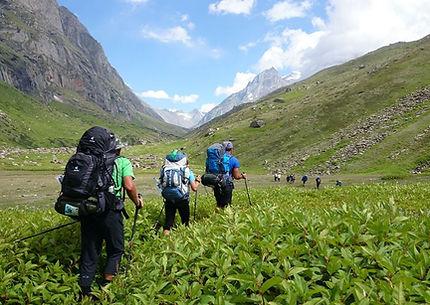 Treking Pin Parvati Pass