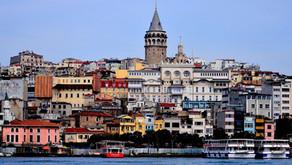 Nakupovalna bolezen v Istanbulu