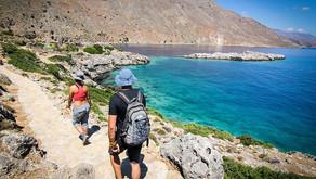 Kreta - pohodnikom prijazen otok