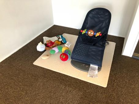 STUDIO TORCHは、キッズスペースのあるトレーニングスタジオです!