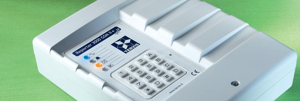 Combinatore telefonico GSM Reporter