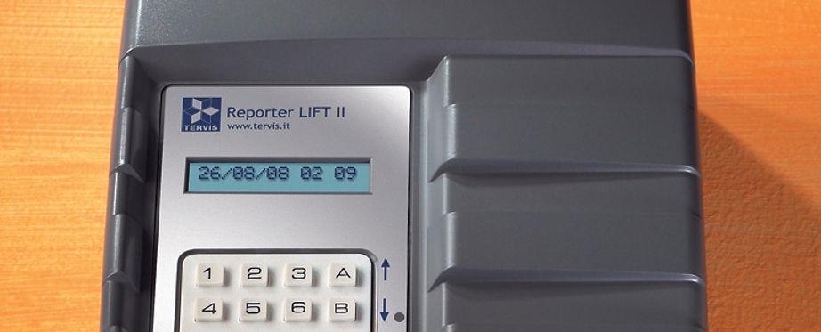 Telesoccorso ascensori Reporter
