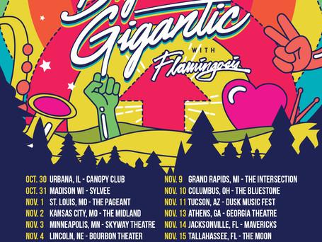 Fall Tour 2018!