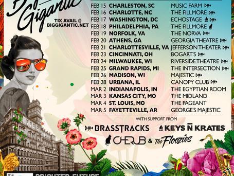 Brighter Future Tour Continues!