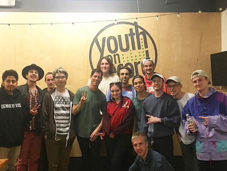A Big Gigantic Difference Foundation's 2017 Charity Project with Youth on Record!