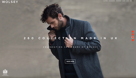 Woodbine and Bosworth x Wolsey Collaboration