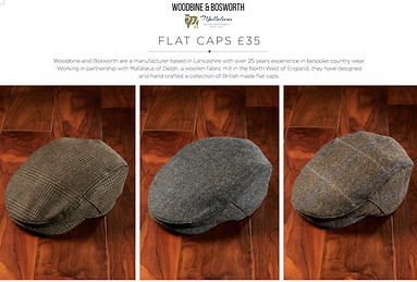 Woodbine and Bosworth x Next Collaborations