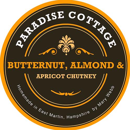 Butternut, Almond & Apricot Chutney