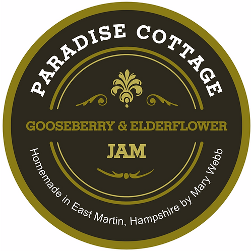 Gooseberry and Elderflower Jam