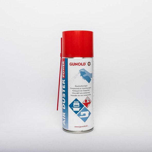 Gunold Air Duster Power Compressed Air Spray 400ml