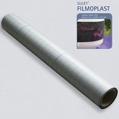 Sulky Filmoplast - Black 50cmx5m