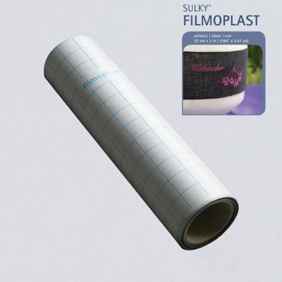 Sulky Filmoplast - Black 25cmx5m