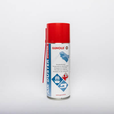 Gunold Air Duster Compressed Air Spray 400ml