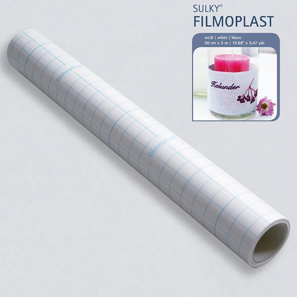 Sulky Filmoplast - White 50cmx5m