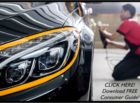 Our FREE Consumer Guide for Auto Detailing
