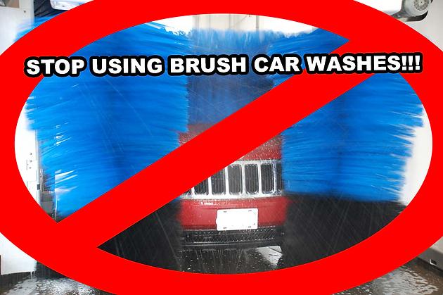 Why you should NEVER drive through a car wash again!