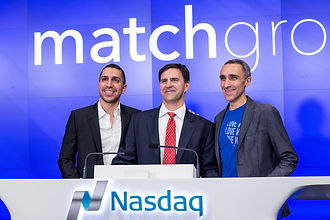 Greg Blatt with Match Group went public on November 19, 2015, and trades on NASDAQ with the ticker symbol MTCH.