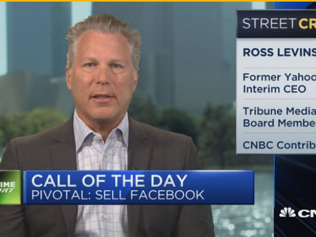 Facebook has been difficult to work with getting data: Whisper Advisors' Ross Levinsohn