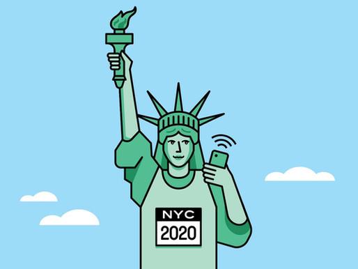 In a Socially Distanced World, Marathons Get Creative. Here's New York's Plan.