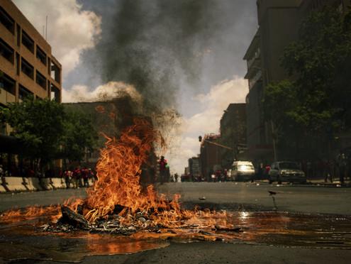 Massacres instill fear in Haiti