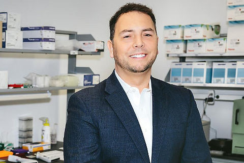 Chad Price, CEO of MAKO Medical
