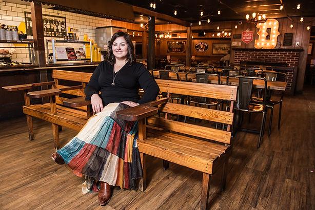 Laura Rea Dickey, CEO Dickey's Barbecue