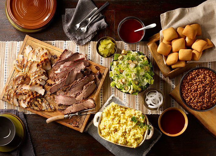 Dickey's Barbecue Restaurants, Laura Rea Dickey home page