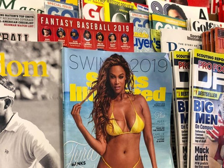 Ross Levinsohn, now with Maven, to manage Sports Illustrated magazine