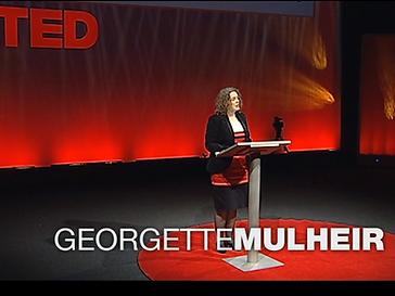 Georgette Mulheir TED TALK