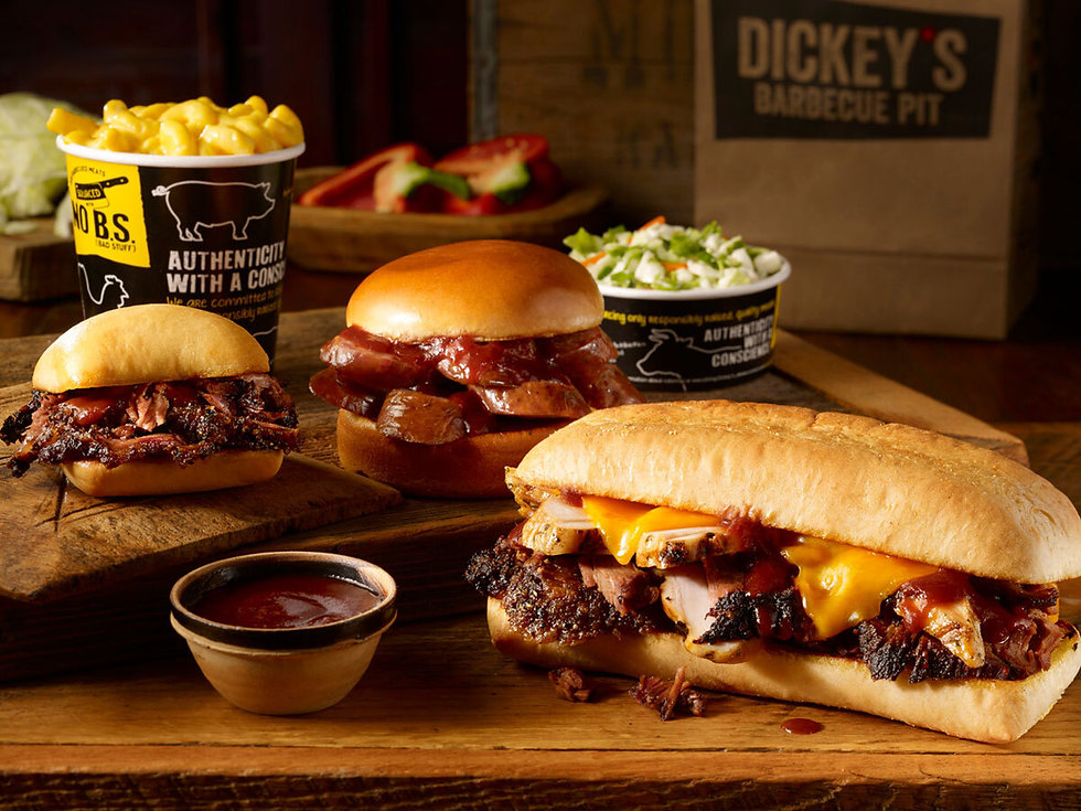 Dickey's Barbecue, Laura Rea Dickey home page