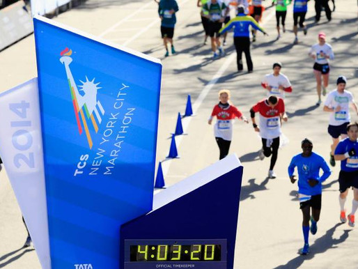 New York City marathon: Q&A with NYRR CEO and race director