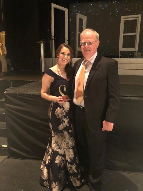 Renna Hunter Awards 2017-2018 Season