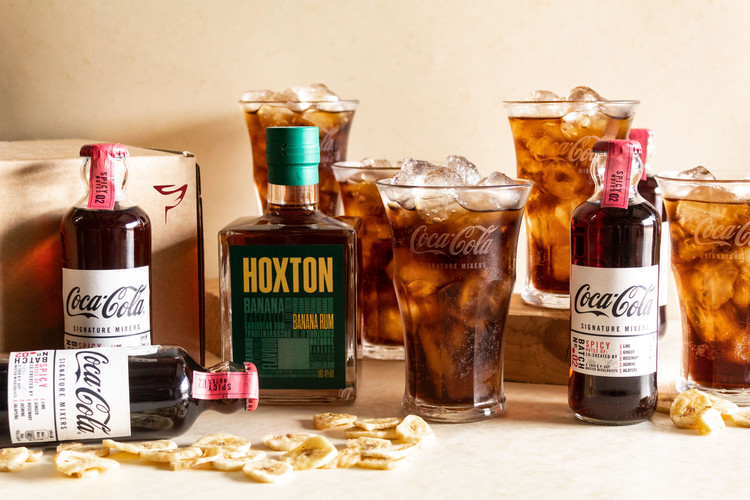 Hoxton Rum Party Box