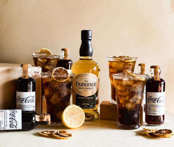 Whiskey Party Box