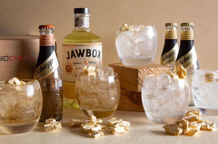Jawbone Gin Party Box