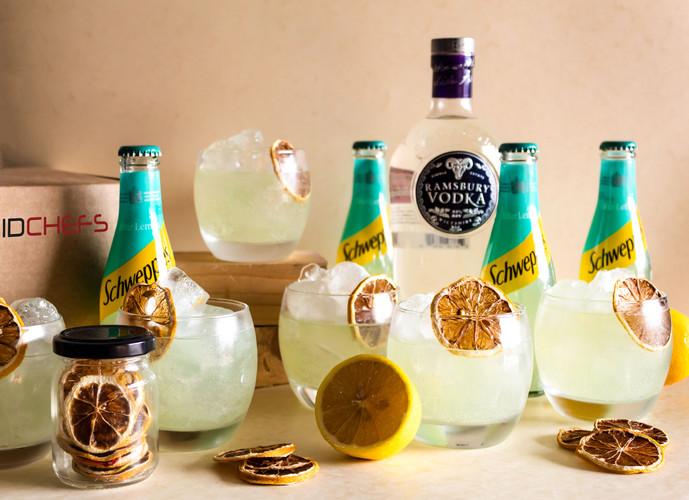 Vodka Cocktail Party Box