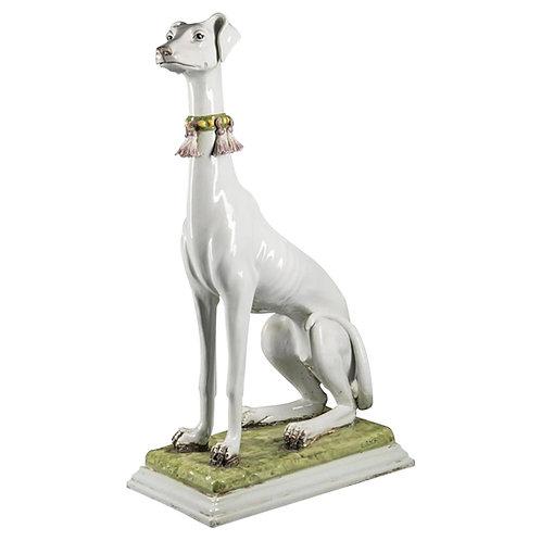 Italian Polychrome Greyhound