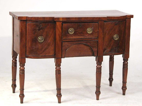 Diminutive Regency Sideboard