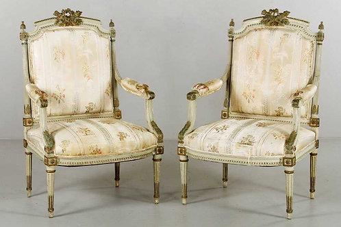 Pr. Louis XV Chairs